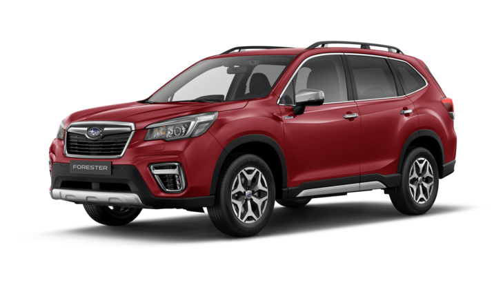 Subaru Forester e-BOXER 2.0ie Active frontansicht
